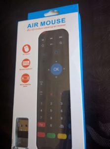 air mouse android tv box