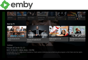 Emby - Kodi Alternative