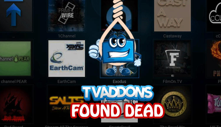 TVAddons found dead