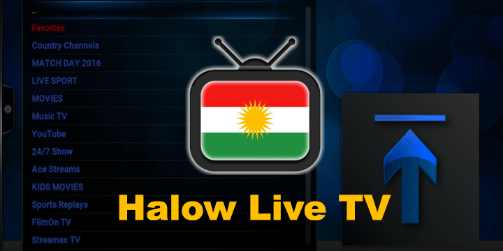 How to Install Halow Live TV Kodi Addon - Stream Live TV Channels