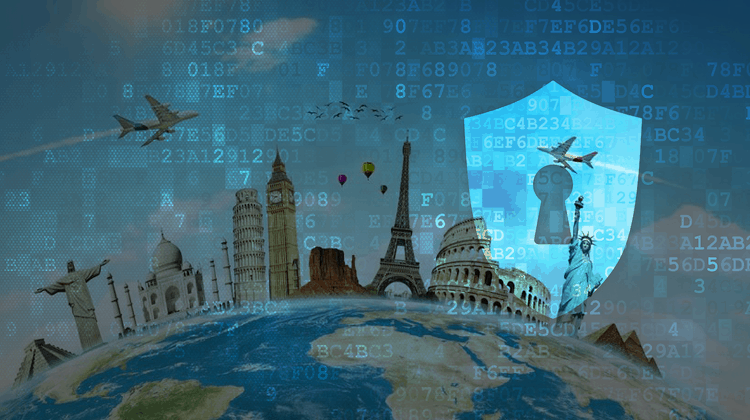 Keep your data safe while traveling abroad