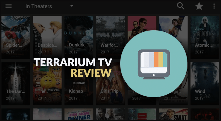 Terrarium TV App Review - Free Android App to Watch Movies & Series
