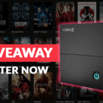 giveaway Vorke Z6 Android Box