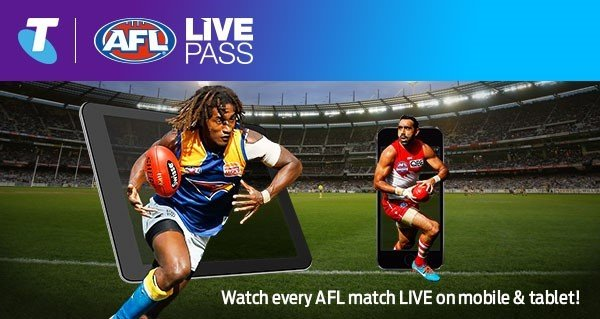 Telstra AFL Pass