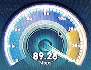 Ebox R99 speed test