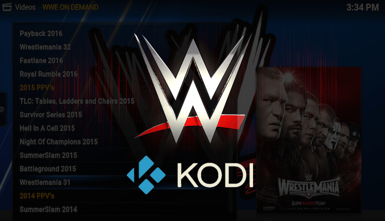 How to Watch WWE on Kodi for FREE with Kodi Addons – WWE Summer Slam