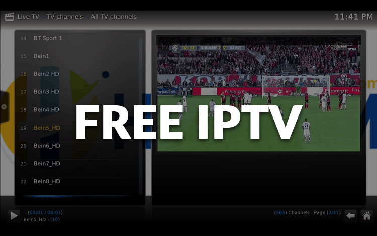 iptv player smart tv free download