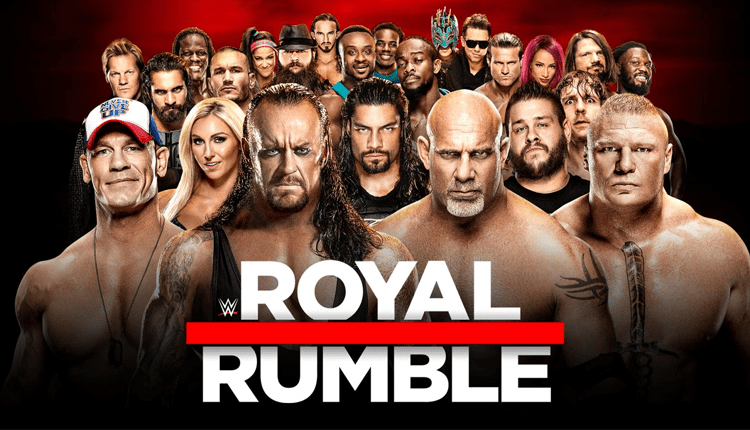 Watch Royal Rumble 2018 online free