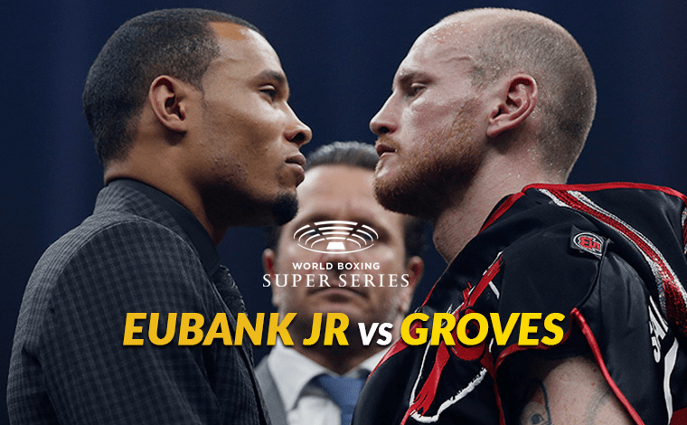 How to Watch Groves vs Eubank Jr on Kodi for Free