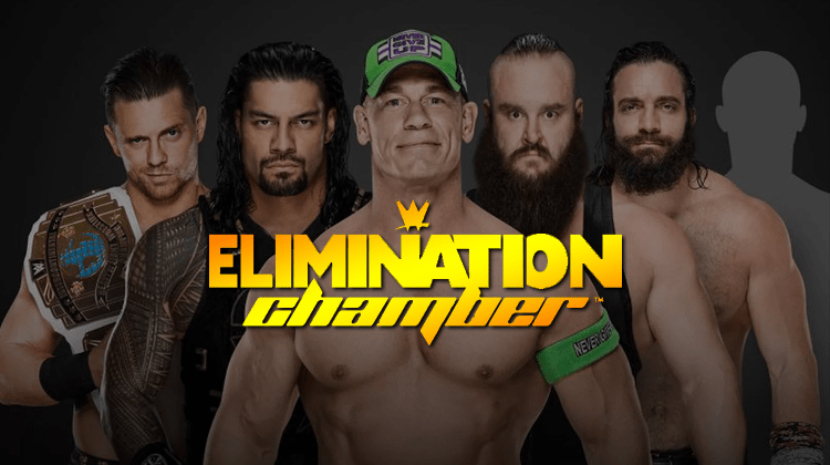 WWE Elimination Chamber Online for Free
