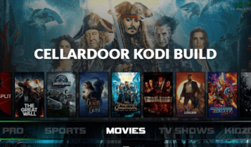 CellarDoor Kodi Build