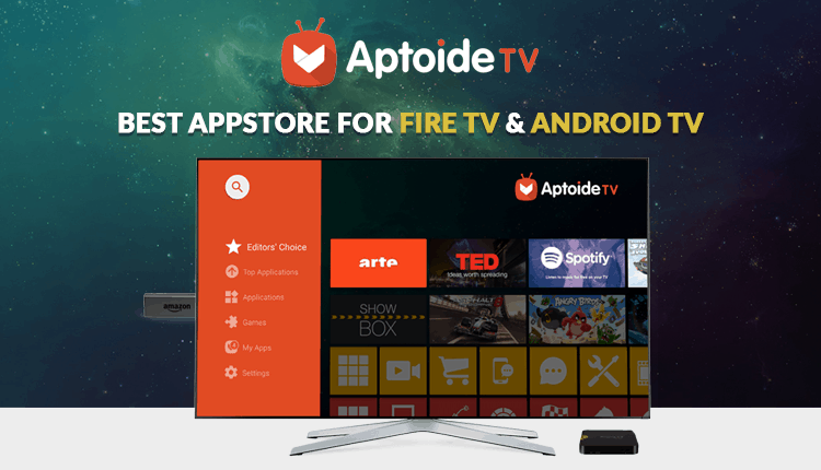 Install aptoide on firestick