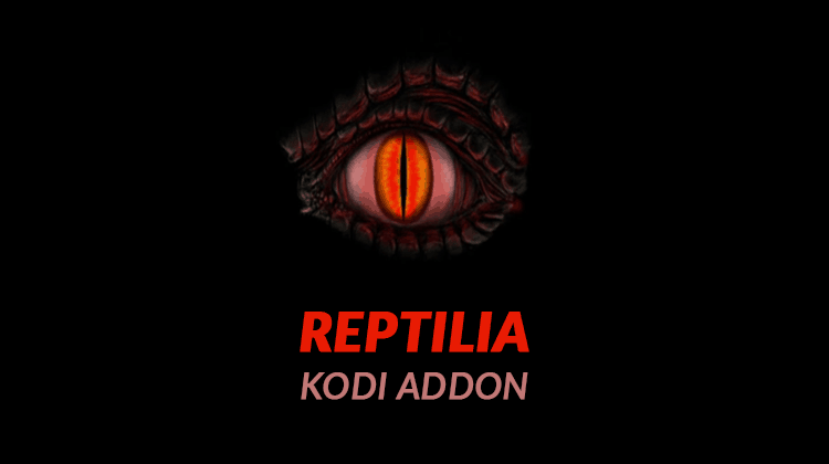 How to Install Reptilia Kodi Addon