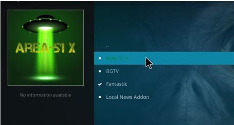 How to Install Area 51 Kodi Addon - watch music videos tv shows movies