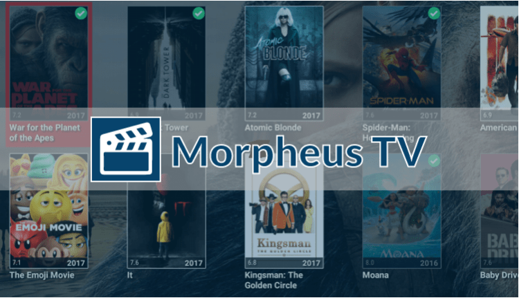 How to install Morpheus TV on Firestick for Free Movies TV Series