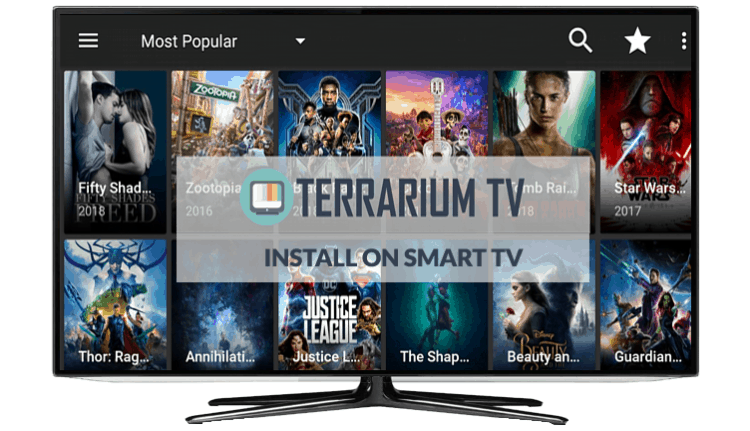 How to Install Terrarium TV on Smart TV - entertainment Android TV app