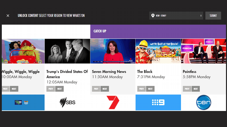 watch australian tv 750x420 - Free Vpn To Watch Australian Tv