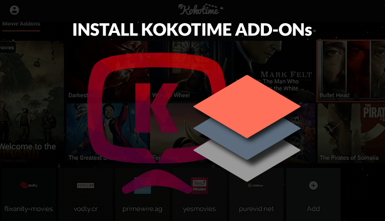 How to Install Kokotime Addons to Watch Free Movies and TV Series