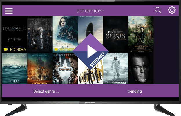 How to Install Stremio on Android Smart TV or on Android TV Box