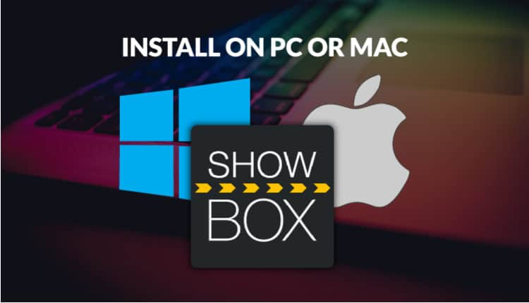 can you install showbox on android tv