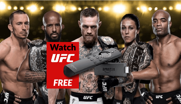 UFC on Mobdro: Guide to watch all UFC Matches Live Online for Free