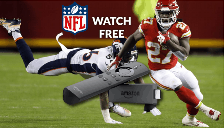 How to Watch NFL Matches on Amazon Firestick / Fire TV for