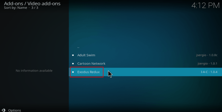 How to Install Exodus Redux Kodi Addon - watch movies and TV