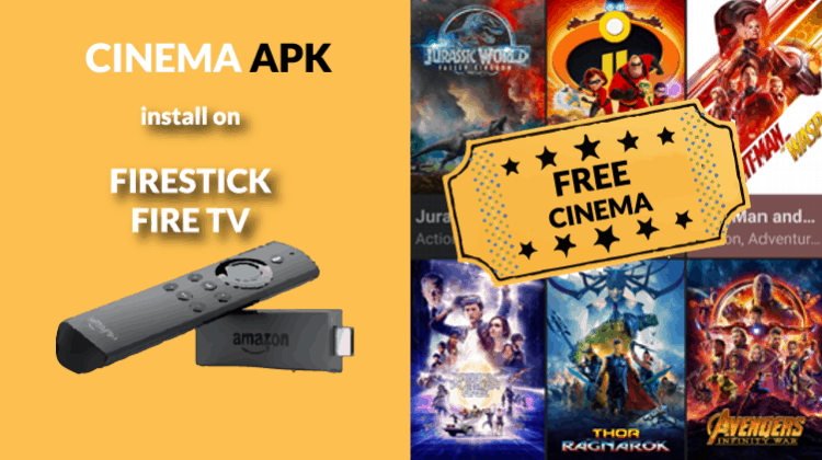 How To Install Cinema Hd Apk On Firestick Fire Tv Latest Version 2 2 3