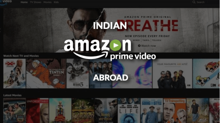 How to Watch Indian Amazon Prime Video Abroad