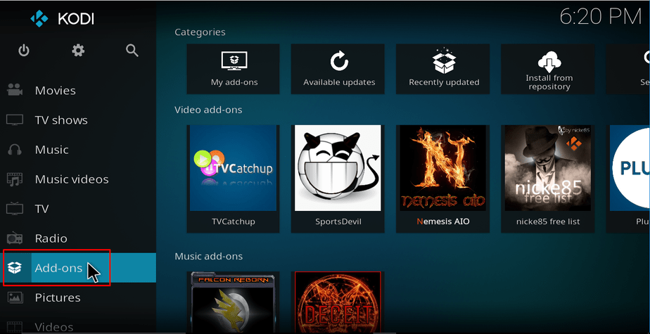 How to Install DeathStar Kodi Addon for an all-in-one streaming