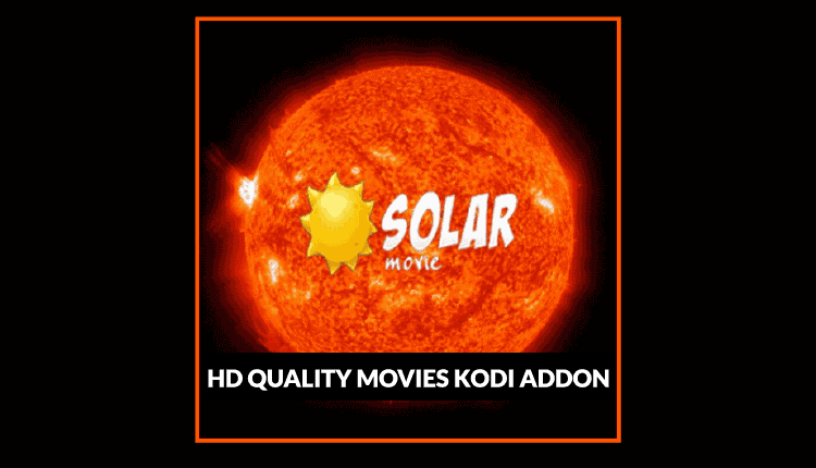How to Install SolarMovie Kodi Addon: Movies specialized add-on
