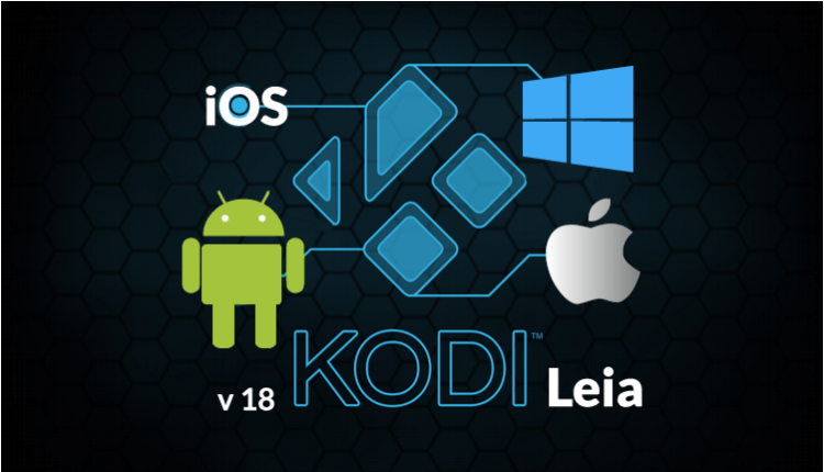 Kodi 18 Leia. New Features & Install guides for all operative systems