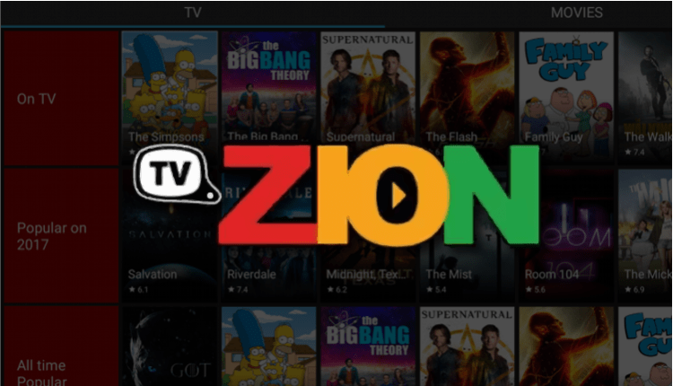 How to Install TVZion Streaming Application on Firestick or Android TV Box