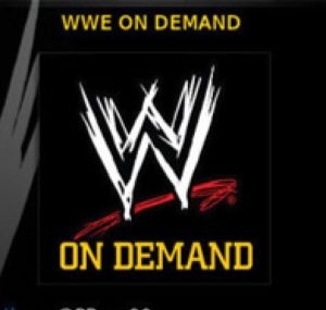 WWE on Demand Addon for Kodi
