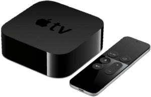 Apple TV the smart Box from apple