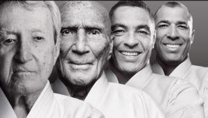 Gracie family inspired UFC