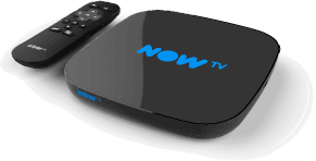 Now TV is a streaming 4K Smart Box