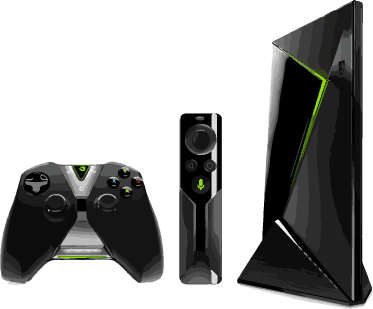 nvidia shield tv is a streaming device