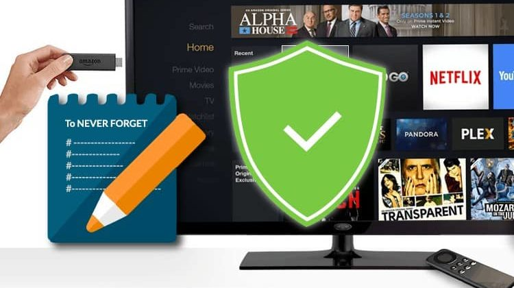 5 Reasons to use a VPN on Firestick & Fire TV while streaming