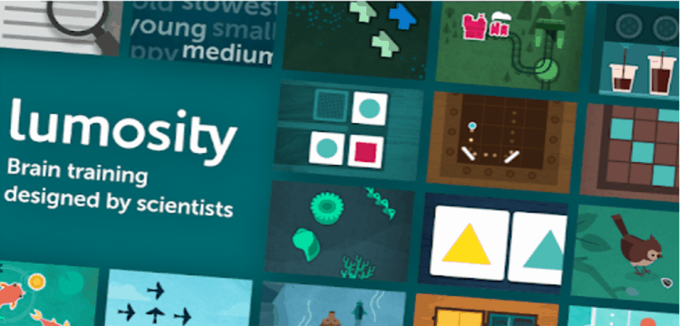 Lumosity offers a series of exciting brain-training games