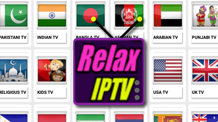 How to Install Relax TV v2.1 on Amazon Firestick and FireTV