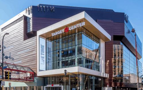 UFC Night will take place at Target Center Minneapolis on 29 June 2019