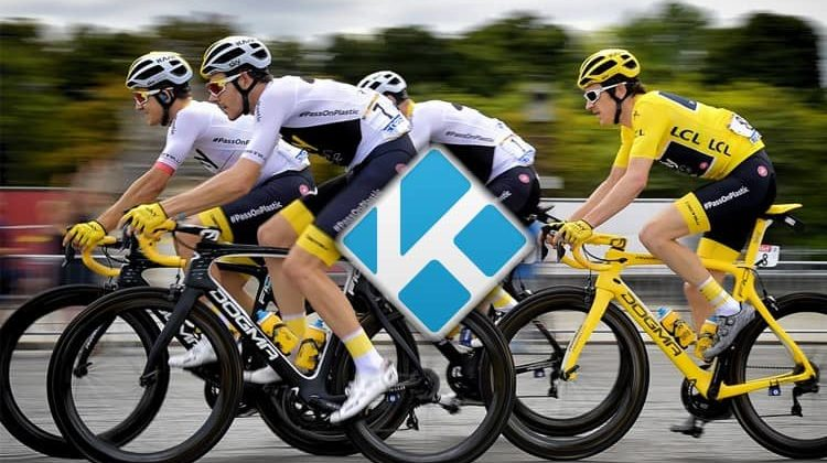 How to Watch the Tour de France 2019 Online for free on Kodi