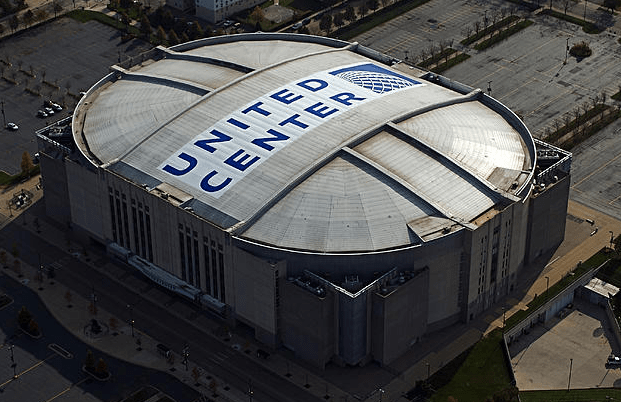 The UFC 238 Cejudo VS Moraes event will take place at United Center at Chicago