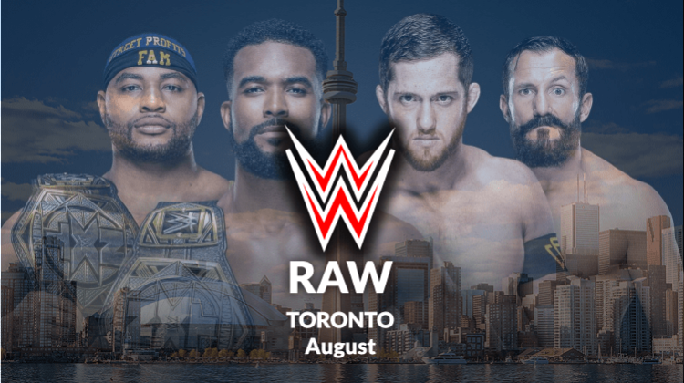 Watch WWE Raw in Toronto Online using Kodi Addons for streaming