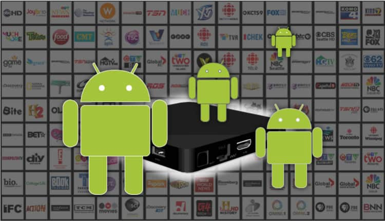 Fully load your Android TV Box with these streaming Apps