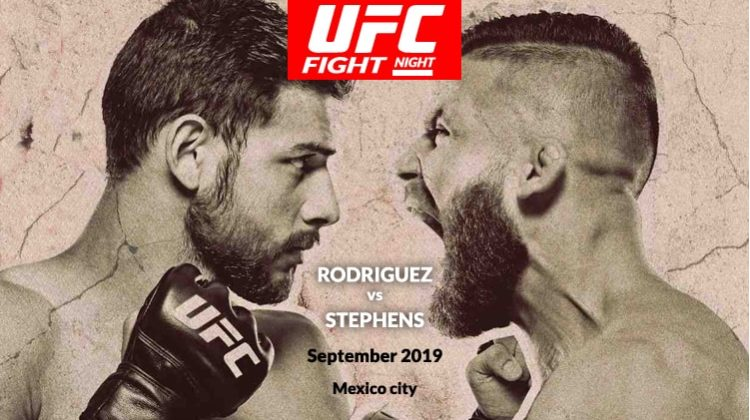 How to Watch UFC Fight Night Rodriguez vs Stephens for Free