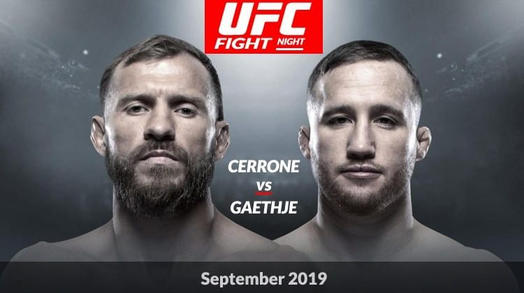How to Watch UFC Fight Night on Firestick. The battle Cerrone vs Gaethje