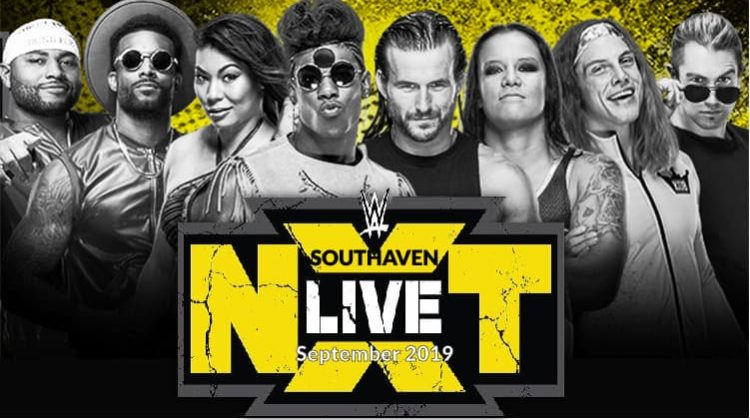 Watch WWE NXT in Southaven Live on Android or Kodi