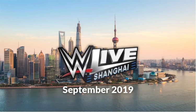 Watch WWE Shanghai Live using the proper streaming Apps